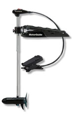 MotorGuide Freshwater Tour Series Digital Bow Mount Foot Control Trolling Motor