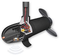 Motorguide Sonar Ready Digital Wireless Series Trolling Motors